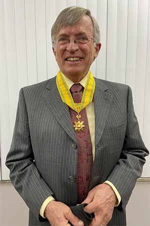 Ken Klein Honored in Retirement 1
